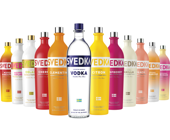 Drinks Made With Vanilla Flavored Vodka
